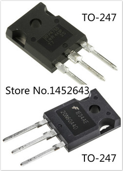 20 ADET/GRUP W12NK80Z STW12NK80Z TO-247/2SC4029 C4029 TO-264/IRG4PC60U-P TO-247/SSH15N60A TO-3P